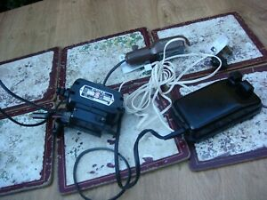 Vintage Old  Antique Motor  And Foot Control  Pedal  For Singer Sewing Machine