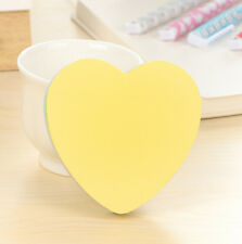 100 Page Heart Sticker Post Bookmark Marker Memo Flags Index Tab Sticky Note