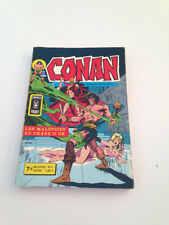 AVr24---- ARTIMA   Comics POCKET   CONAN   les maléfices du crane d'or  r3228