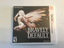 Replacement Case (NO GAME) Bravely Default  - Nintendo 3DS