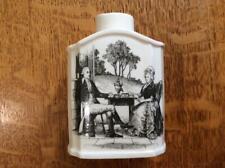 Wedgwood creamware teapoy George Washington Wedgwood Collector's Society