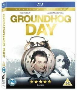 Groundhog Day (2012) Blu-Ray NEW