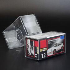 50PCS Protection Box/Case for TOMICA PREMIUM Limited Vintage Matchbox Hot Wheels