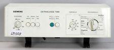 Siemens T900 Elektronik Blende Waschmaschine AKO 546 283/284, BSHG 306 4037 AA6