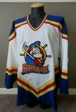 Peoria Rivermen Bauer Pro Hockey Jersey Sz 48 Vintage AHL IHL ECHL SPHL 90's