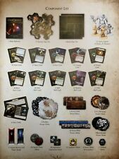 Fantasy Flight Games Lord of The Rings Journeys in Middle-Game Pieces