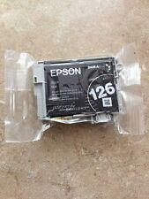 Epson 126 T1261 black ink = printer WorkForce 545 630 633 635 645 840 845 WF