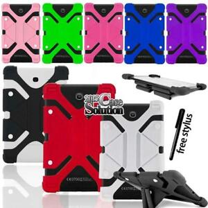 Shockproof Silicone Stand Cover Case For Alcatel 1T 3T A3 10 10.1 inch tablet