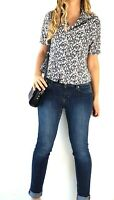 Vintage Laura Ashley Floral Blouse Shirt Ditsy Prairie Boho Cotton Top Size 12