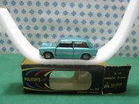 Vintage  -  AUTOBIANCHI PRIMULA  - 1/43  Politoys-M522   Mint box