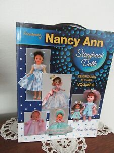 Encyclopedia of Nancy Ann Storybook Dolls, Volume 2, by Elaine M. Pardee
