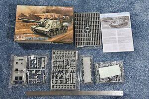 Dragon 1:35 JSU-122 Tank Destroyer kit #6013