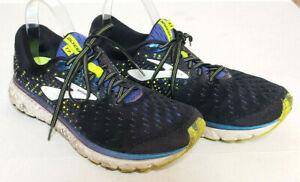 Brooks Glycerin 17 Mens Blue Black Nightlife DNA Loft Runnig Shoes Sneakers 11.5