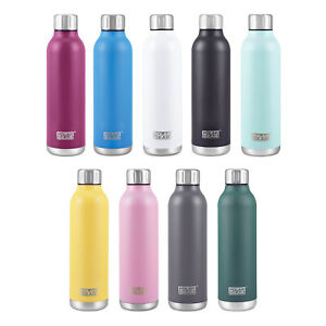 Polar Gear Stainless Steel Water Bottle | Hydra Flow 500ml | Vacuum Insulated