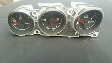 Alfa Romeo 156 2002-2005 --- Clock Temperature Fuel - Gauge Dials Black