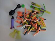 Assorted Nerf Gun Dart Small Shooter Refill Lot Sold As Shown