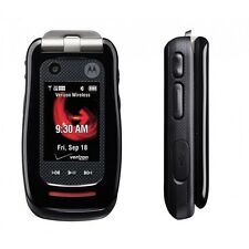 Motorola Barrage V860 - Black (Verizon) Page Plus Straight Talk Phone