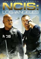 NCIS: LOS ANGELES SEASON 2 DVD - THE COMPLETE SECOND SEASON [6 DISCS] - NEW