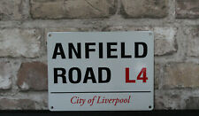 Metal Street Sign | Sports Grounds