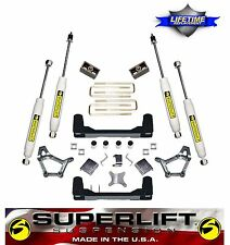 "1989-1995 Toyota Pickup 4.5"" SuperLift Suspension Lift Kit Top Rated m/USA!"