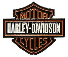 HOG Harley Davidson Motorcycles USA Motorbike Metal Biker Enamel Pin Badge NEW