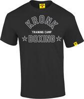 KRONK Detroit Boxing Training Camp Gym Men's Regular Fit  T Shirt