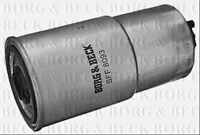 BORG & BECK FUEL FILTER FOR ROVER 75 DIESEL 2.0 85KW