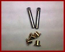 NISSAN DATSUN 510 620 1600 S45 B210 B110  Door Hinge Brass Bush Bushing Pin Kit