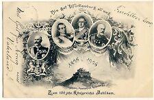Stoccarda-Rothenberg 100 anni Unito Württemberg * AK 1906