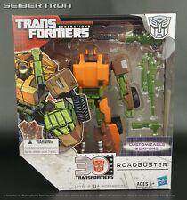 ROADBUSTER Transformers Generations Voyager Thrilling 30 2014 Hasbro New