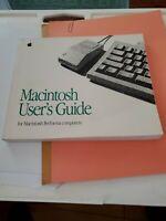 1992 Macintosh desktop Users Guide
