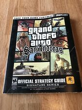 Grand Theft Auto: San Andreas Official Strategy Guide (Brady Games)