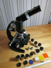 Meopta Mikroskop Stereomikroskop Binokular + Zubehör