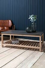 Less than 60cm Height Wooden Coffee Tables