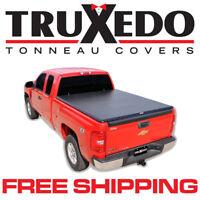 TruXedo 272001 TruXport Roll-Up Tonneau Cover 2015-2019 Sierra Silverado 6.5 Bed