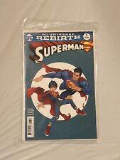 LOT OF 4 DC COMICS COMIC BOOKS SUPERMAN REBIRTH SON OF M SUPERHERO COMIC BOOKS