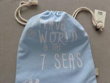 "Laundry bag : Eurythmics lyric ""I Travel The World and the Seven Seas"""