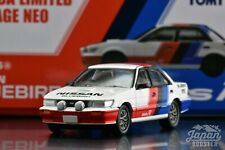 [TOMICA LIMITED VINTAGE NEO LV-N185a 1/64] NISSAN BLUEBIRD SSS-R 1988