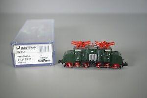 Spur N - HOBBYTRAIN--H2842...BR E 71 28...OVP     // 3 II 342