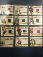 2001-02 Bowman Young Stars Complete Set  of 165 complete &  relics game worn set