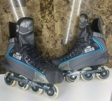 Mission Axiom A4 Inline Roller Hockey Skates Size 12E