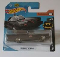 TV Series Batmobile Hot Wheels 2020 Case L Batman 4/5 Mattel