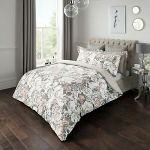 Samantha Faiers 100% Cotton Sateen Duvet Cover with Matching Pillowcase