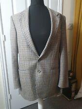 "Vintage Arthur Bell Jacket Pure New Wool  blazer 40"""