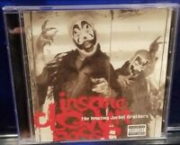 Insane Clown Posse - The Amazing Jeckel Brothers CD Jake wu-tang clan twiztid