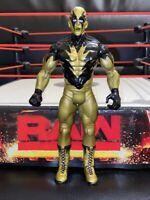 WWE GOLDUST JAKKS WRESTLING ACTION FIGURE RUTHLESS AGGRESSION SERIES 3