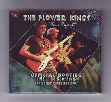 (CD) THE  FLOWER KINGS - Tour Kaputt / 2 CD / Netherlands 2007 / NEW