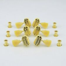 Vintage Deluxe Guitar 3R3L Gold Machine Heads Tuners Fit Gibson SG Les Paul DOT