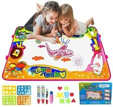 Large Aqua Magic Pad Accessories Color with Water Doodle Mat for Kids No Mess