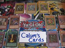 Calum's Cards YuGiOh Bundle - 60 Card Lot Including 5 Holo + 5 Rares